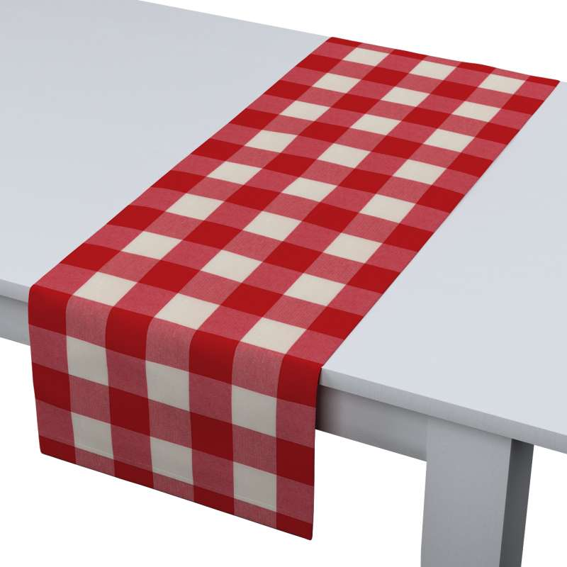 Štóla na stôl V kolekcii Quadro, tkanina: 136-18