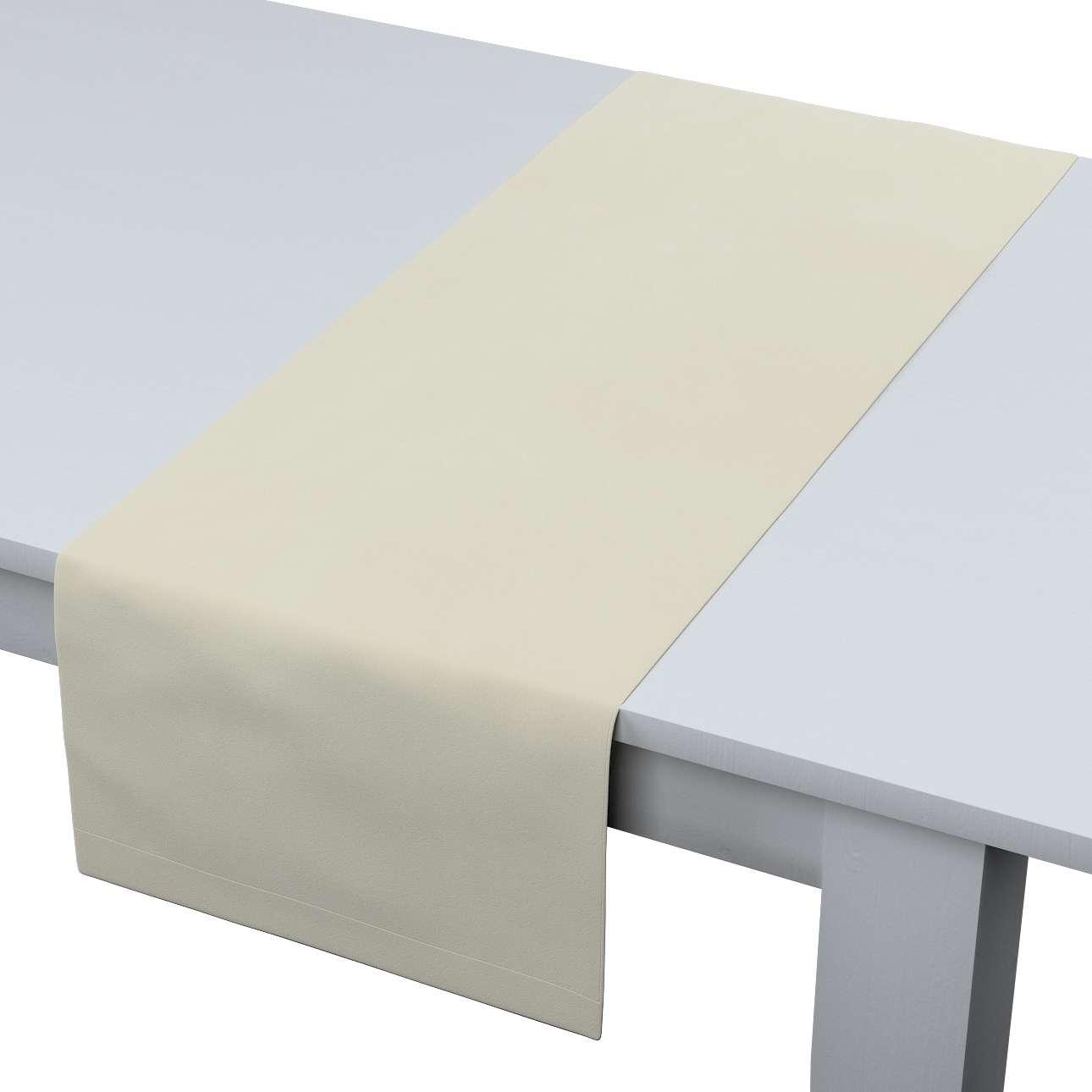 Rechthoekige tafelloper van de collectie Velvet, Stof: 704-10