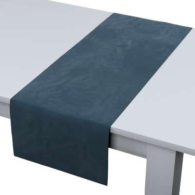 Rechthoekige tafelloper van de collectie Velvet, Stof: 704-16