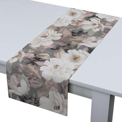 Rechthoekige tafelloper van de collectie Gardenia, Stof: 142-13