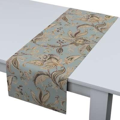 Rechthoekige tafelloper van de collectie Gardenia, Stof: 142-18