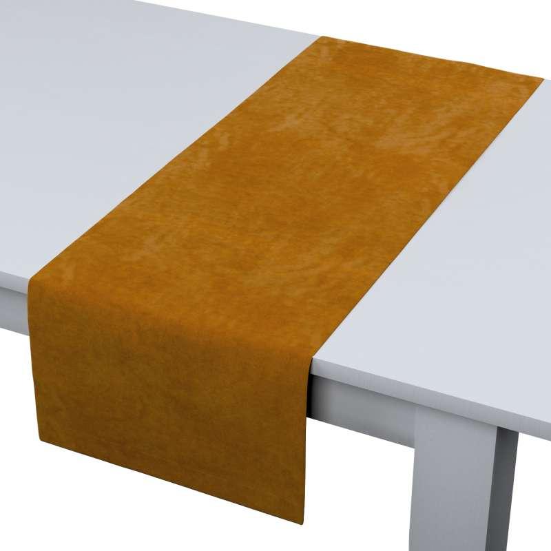 Bieżnik prostokątny w kolekcji Velvet, tkanina: 704-23