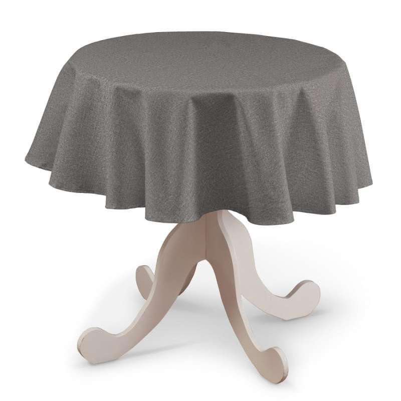 Runde borddug fra kollektionen Edinburgh, Stof: 115-81