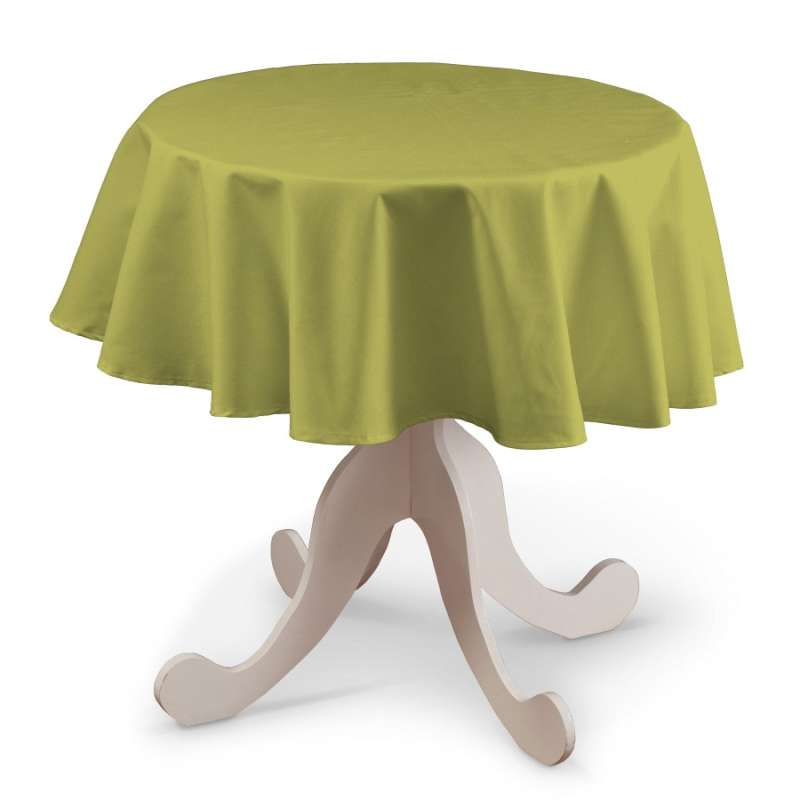 Round tablecloth in collection Loneta , fabric: 133-23