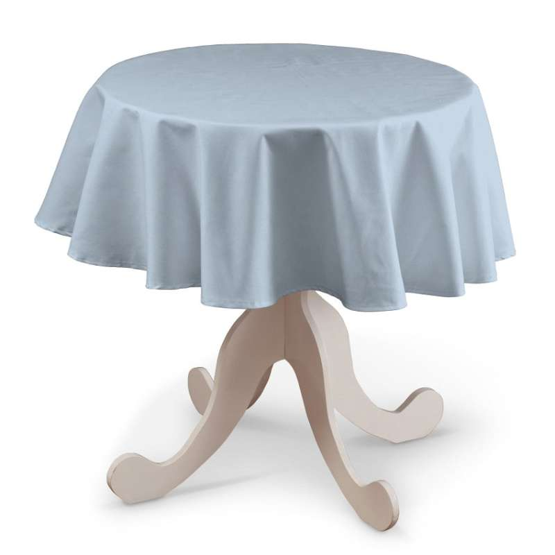 Round tablecloth in collection Loneta , fabric: 133-35