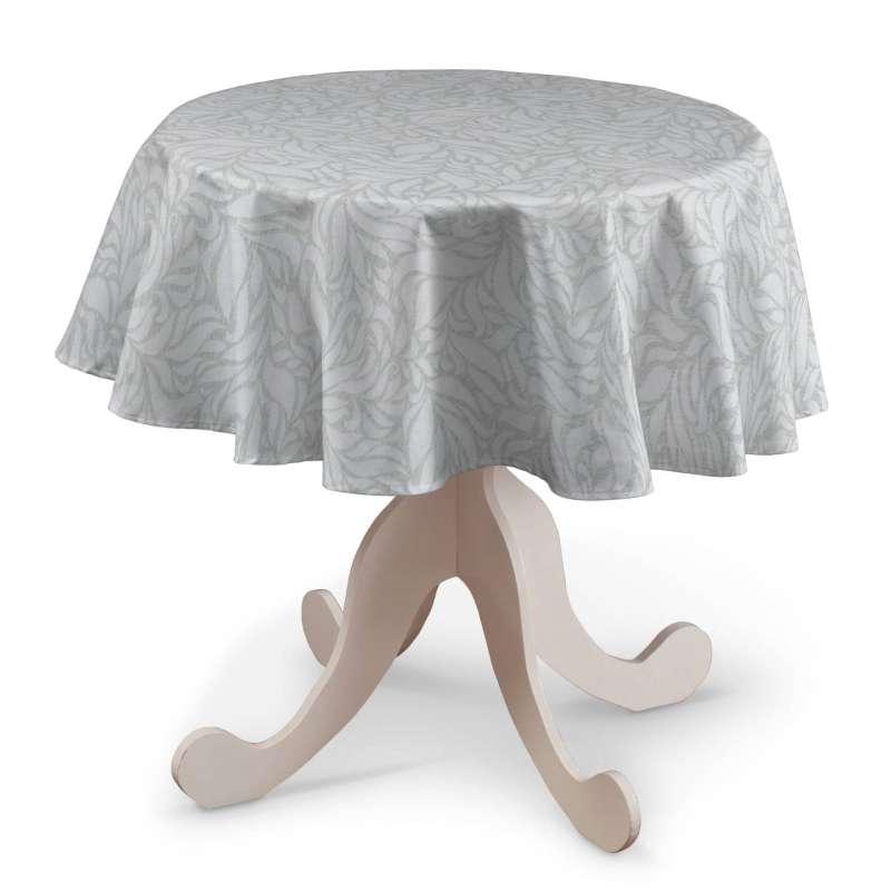 Runde Tischdecke von der Kollektion Venice, Stoff: 140-50