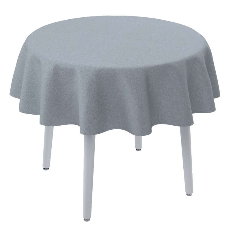 Round tablecloth in collection Amsterdam, fabric: 704-46