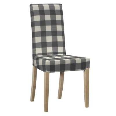 Návlek na stoličku Harry (krátky) V kolekcii Quadro, tkanina: 136-13