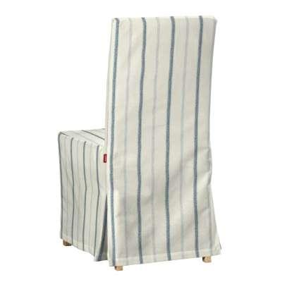 Sukienka na krzesło Henriksdal długa w kolekcji Avinon, tkanina: 129-66