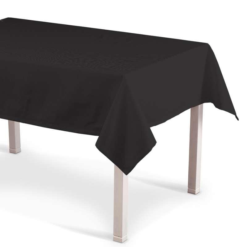 Rektangulær bordduk fra kolleksjonen Cotton Panama, Stoffets bredde: 702-08