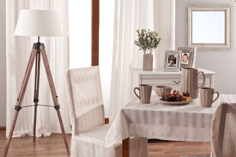 Rectangular tablecloth in collection Linen, fabric: 392-03