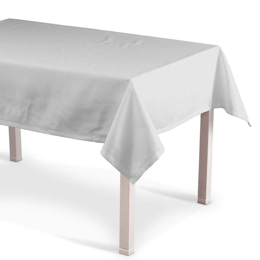 Rechthoekig tafelkleed van de collectie Linnen, Stof: 392-04