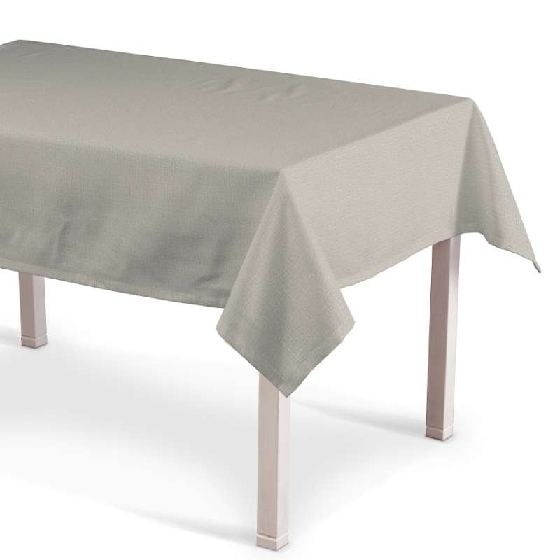 Rectangular tablecloth in collection Linen, fabric: 392-05