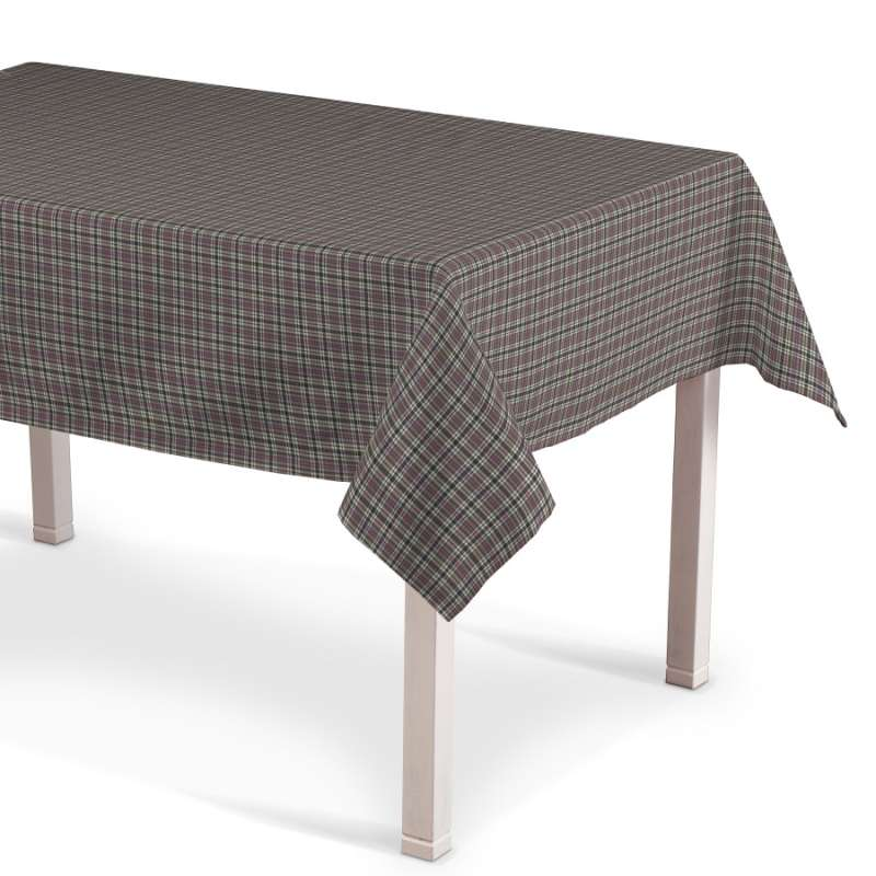 Rectangular tablecloth in collection Bristol, fabric: 126-32