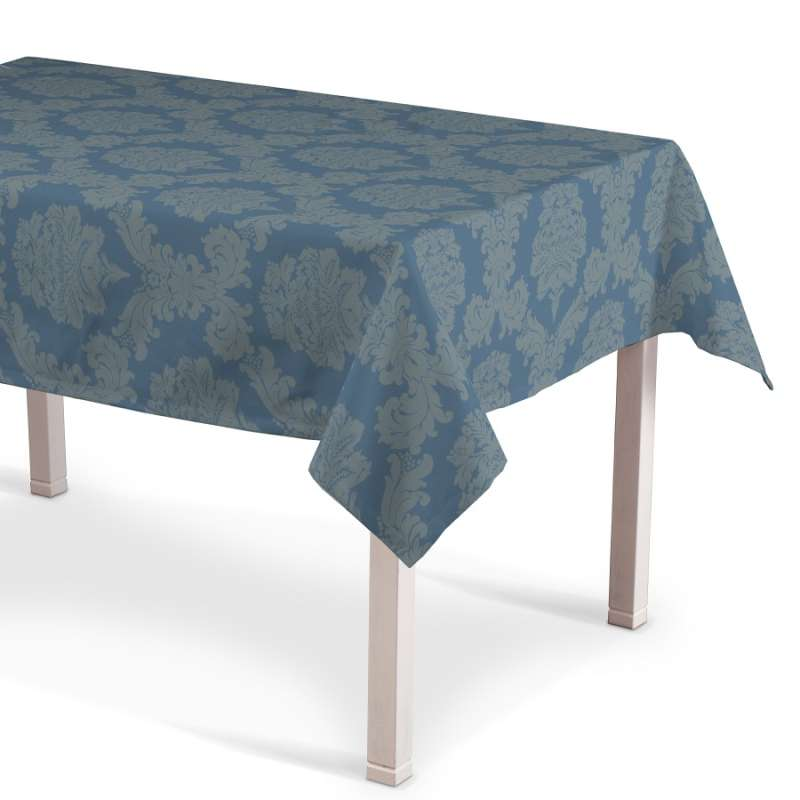 Obrus na stôl obdĺžnikový V kolekcii Damasco, tkanina: 613-67