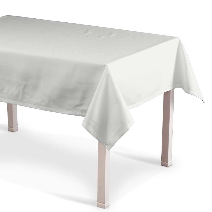 Rektangulær bordduk fra kolleksjonen Loneta, Stoffets bredde: 133-02