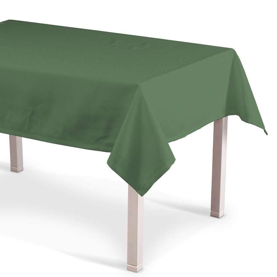 Rechthoekig tafelkleed van de collectie Loneta, Stof: 133-18