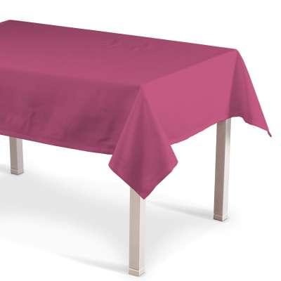 Rektangulære borddug fra kollektionen Loneta, Stof: 133-60