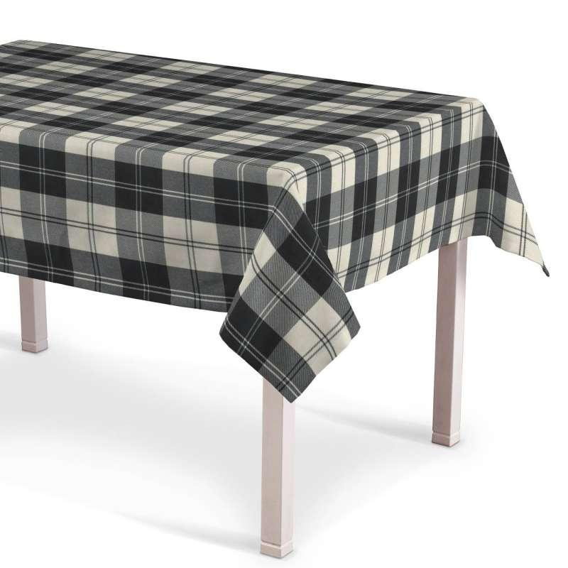 Rectangular tablecloth in collection Edinburgh, fabric: 115-74