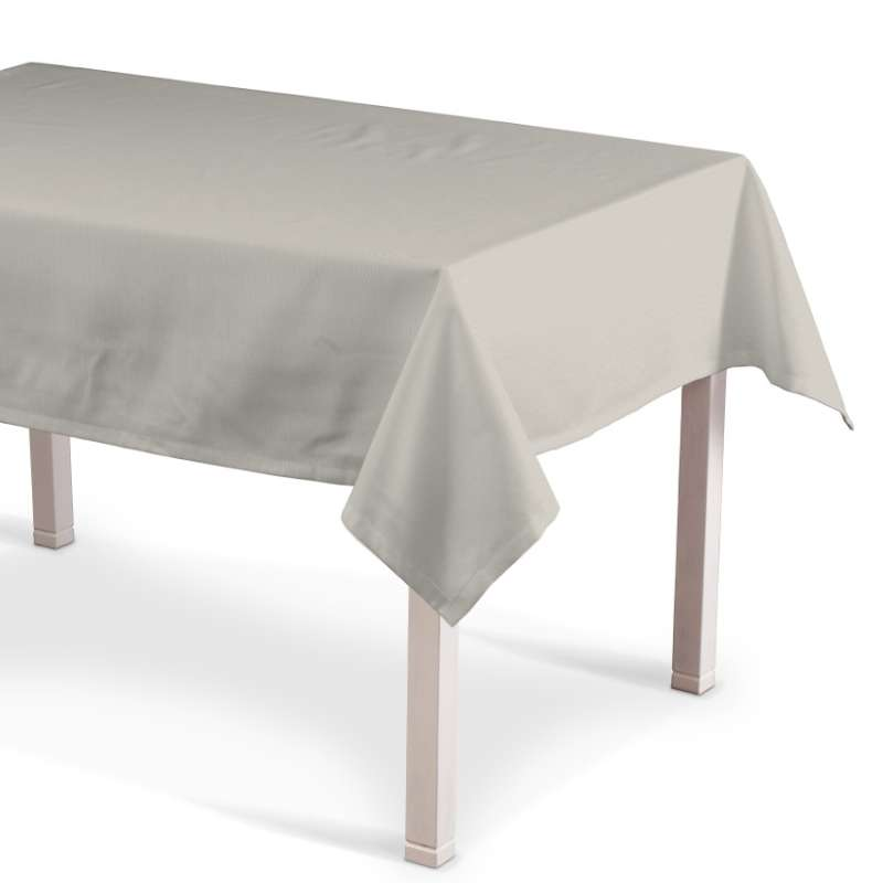 Rectangular tablecloth in collection Panama Cotton, fabric: 702-31
