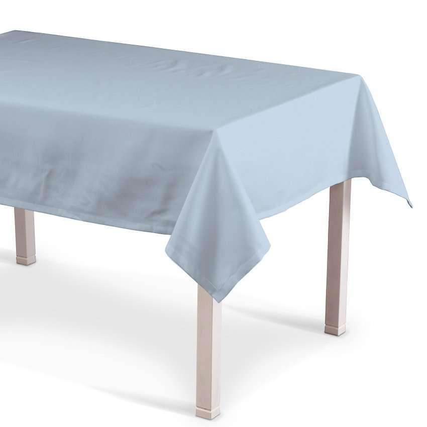 Rektangulær bordduk fra kolleksjonen Loneta, Stoffets bredde: 133-35