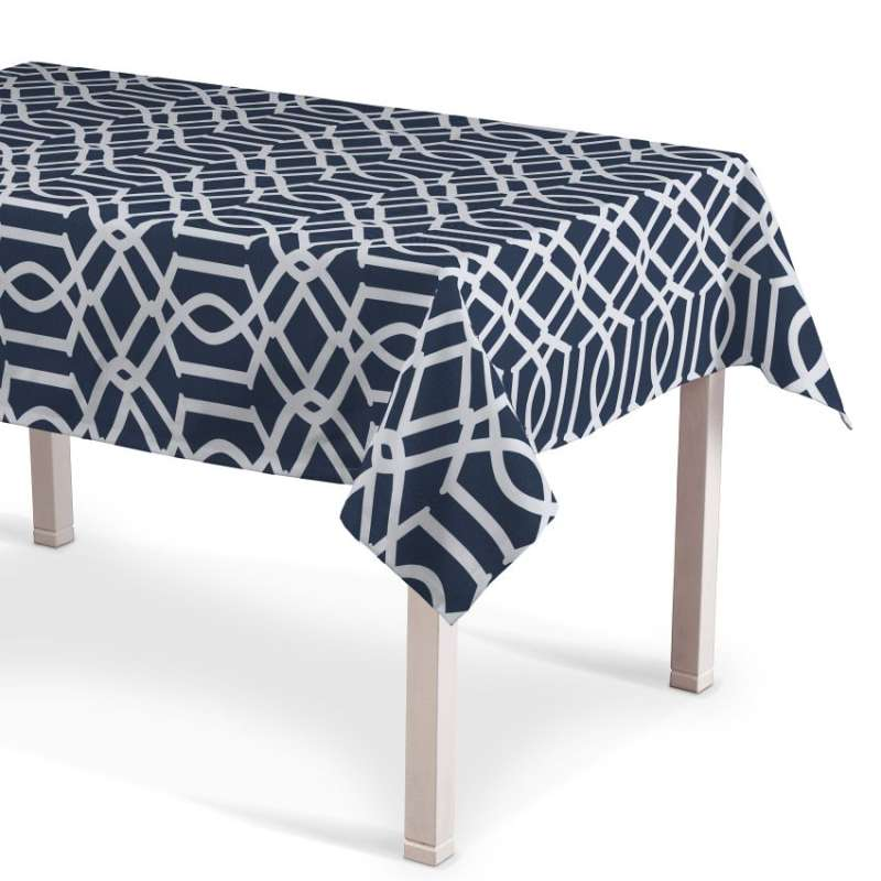 Rectangular tablecloth in collection Comics/Geometrical, fabric: 135-10