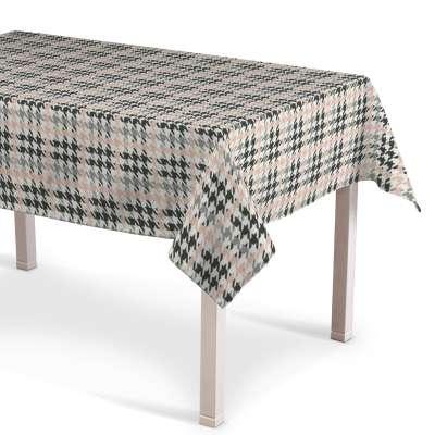 Rektangulær bordduk fra kolleksjonen Brooklyn , Stoffets bredde: 137-75