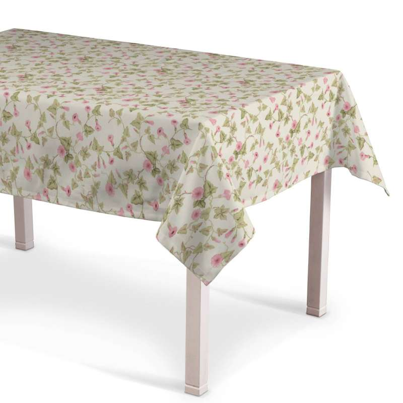Rectangular tablecloth in collection Londres, fabric: 140-41