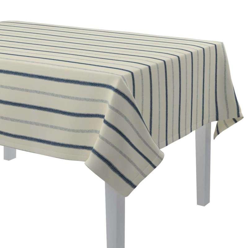 Rektangulær bordduk fra kolleksjonen Avinon, Stoffets bredde: 129-66