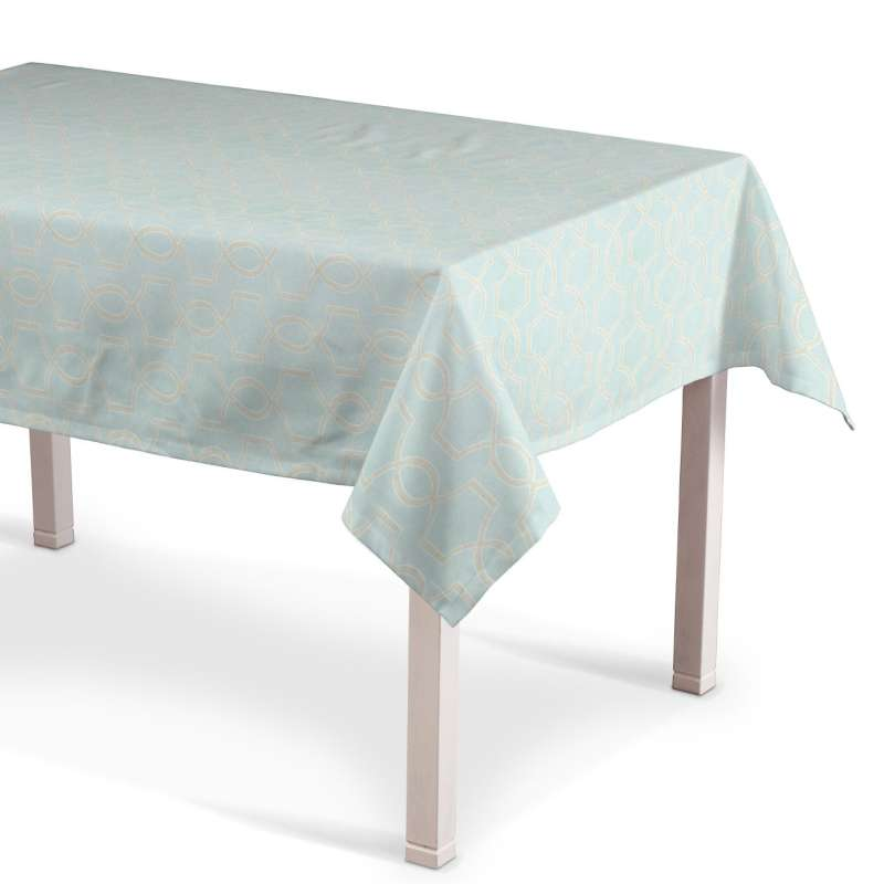 Rectangular tablecloth in collection Comics/Geometrical, fabric: 141-24