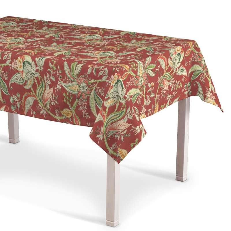 Staltiesės (stalui su kampais) kolekcijoje Gardenia, audinys: 142-12