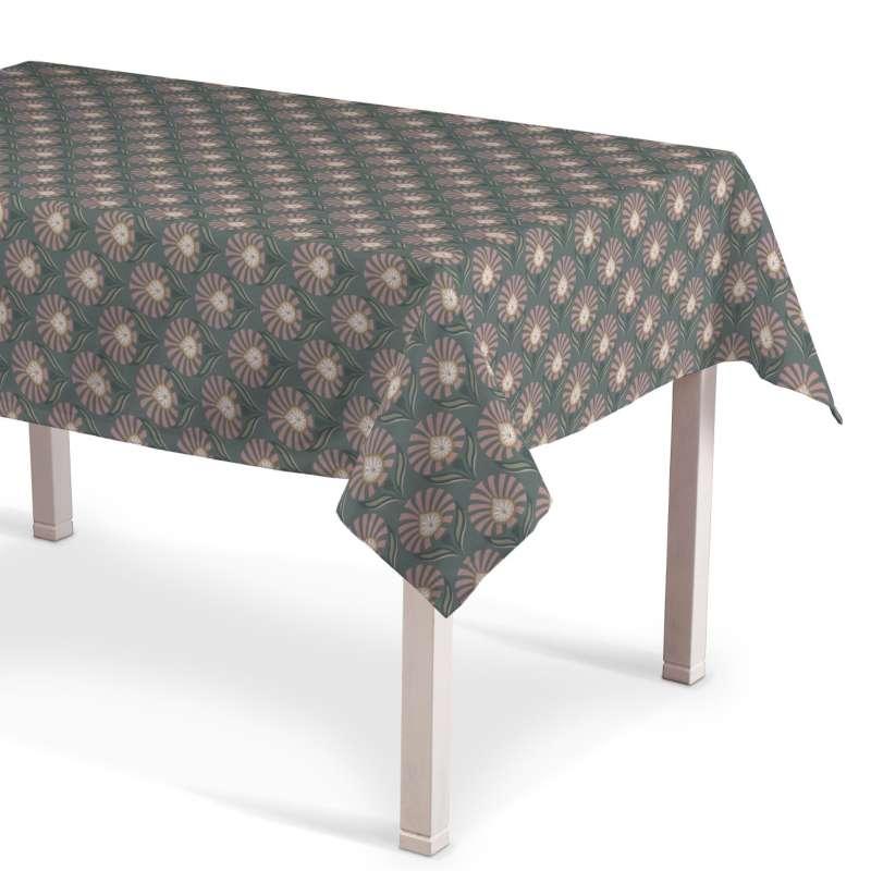 Rectangular tablecloth in collection Gardenia, fabric: 142-17