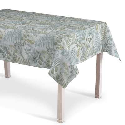 Rechthoekig tafelkleed van de collectie Pastel Forest, Stof: 142-46
