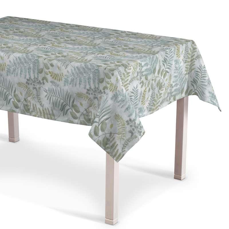 Staltiesės (stalui su kampais) kolekcijoje Pastel Forest, audinys: 142-46