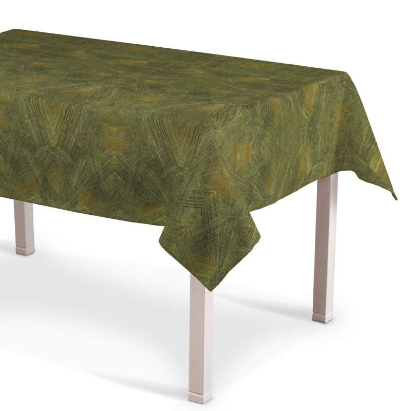 Rectangular tablecloth in collection Tropical Island, fabric: 142-63