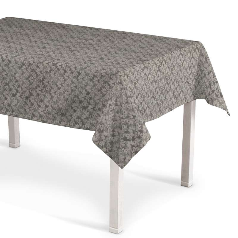 Rectangular tablecloth in collection Retro Glam, fabric: 142-83