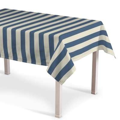 Rechthoekig tafelkleed van de collectie Quadro, Stof: 142-70