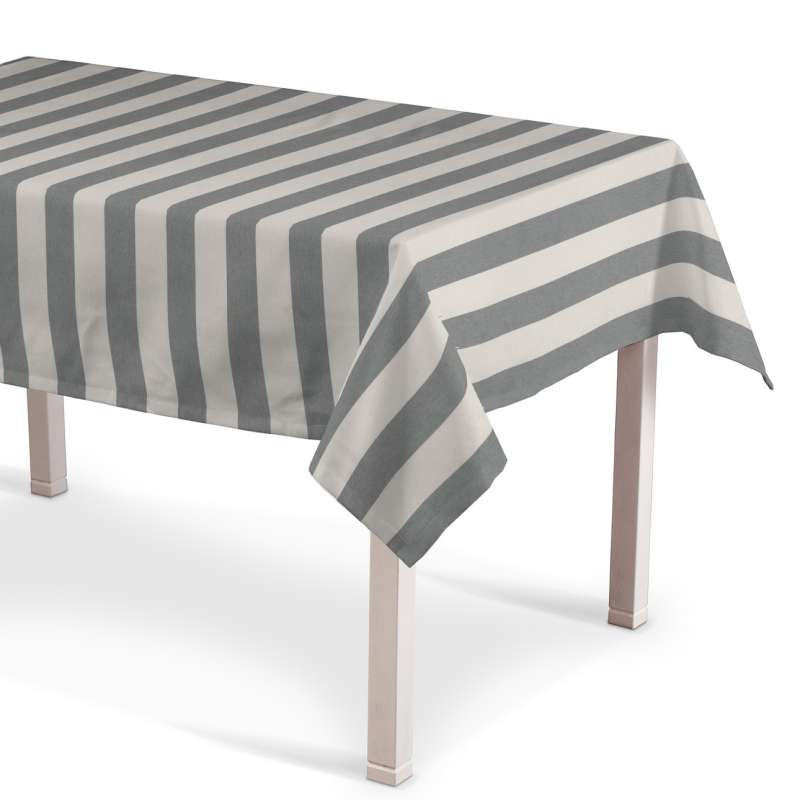 Obrus na stôl obdĺžnikový V kolekcii Quadro, tkanina: 142-71