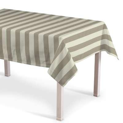 Rechthoekig tafelkleed van de collectie Quadro, Stof: 142-73