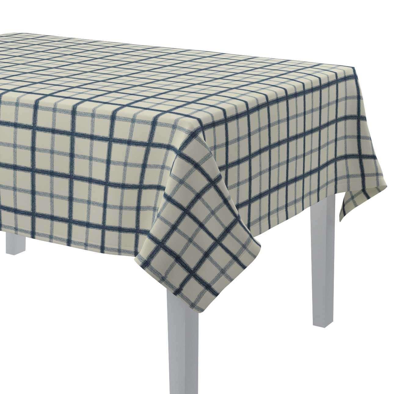 Rechthoekig tafelkleed van de collectie Avinon, Stof: 131-66