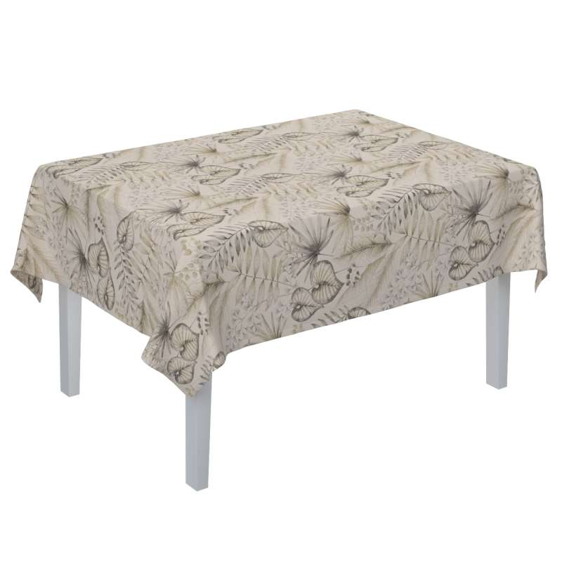 Rectangular tablecloth in collection Nordic, fabric: 142-93