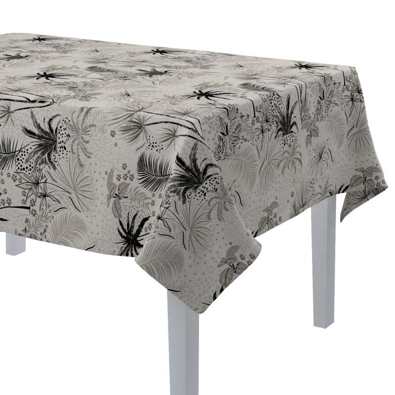 Rectangular tablecloth in collection Nordic, fabric: 142-97