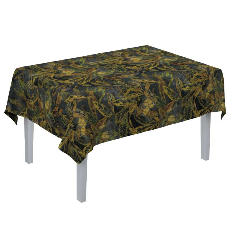 Rectangular tablecloth in collection Abigail, fabric: 143-01