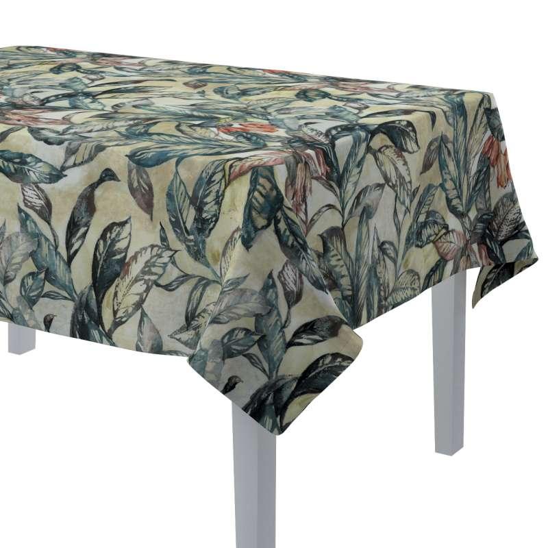 Rektangulære borddug fra kollektionen Abigail, Stof: 143-08