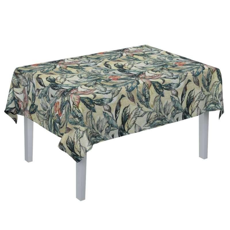Obrus na stôl obdĺžnikový V kolekcii Abigail, tkanina: 143-08