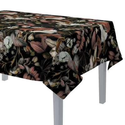 Rechthoekig tafelkleed van de collectie Abigail, Stof: 143-10