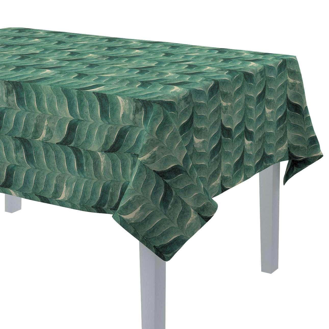 Rektangulære borddug fra kollektionen Abigail, Stof: 143-16
