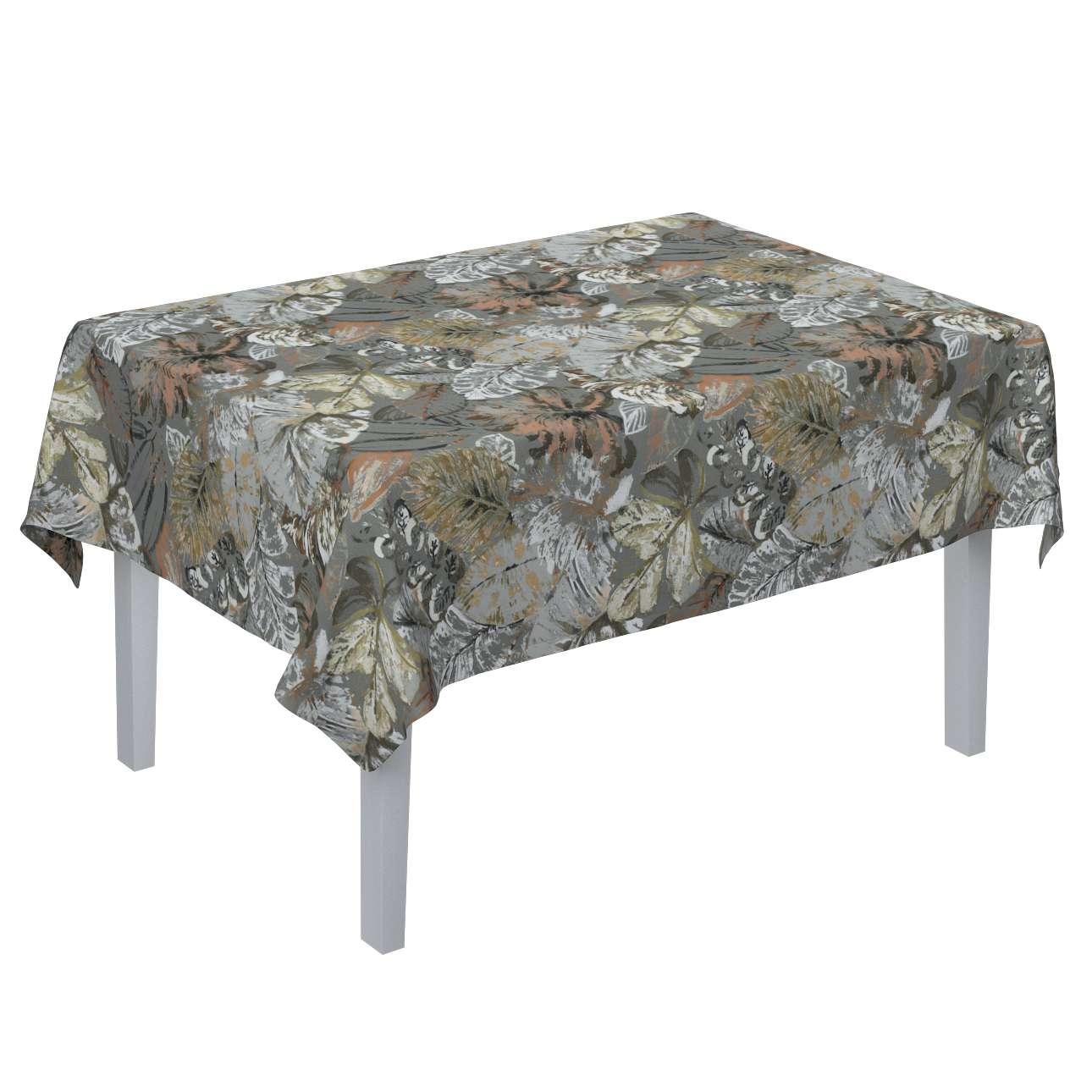 Rechthoekig tafelkleed van de collectie Abigail, Stof: 143-19
