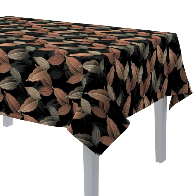 Rectangular tablecloth in collection Abigail, fabric: 143-21