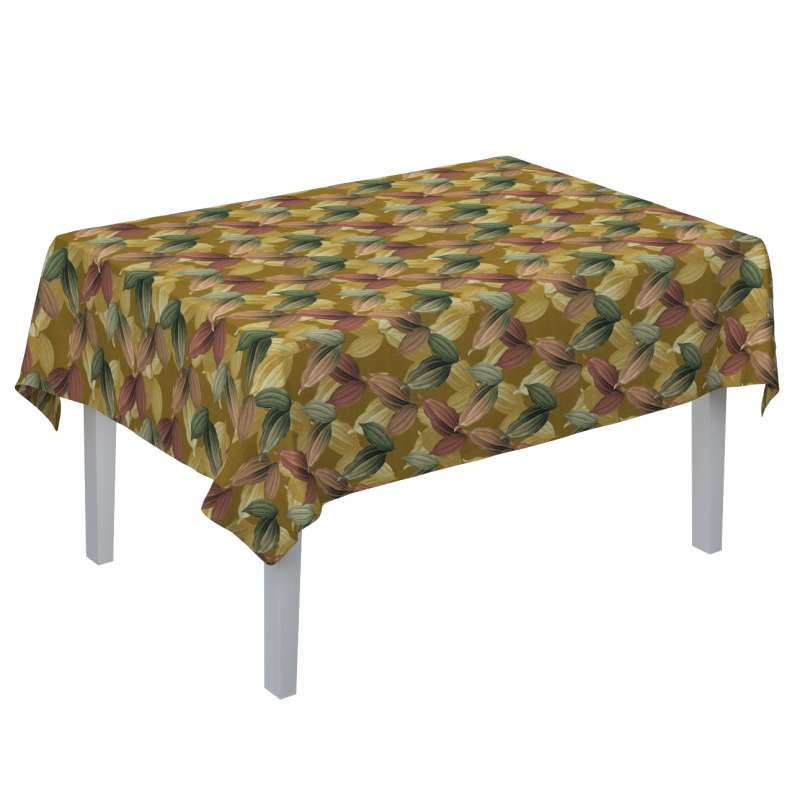 Rectangular tablecloth in collection Abigail, fabric: 143-22